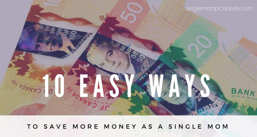 10 easy ways to save more money