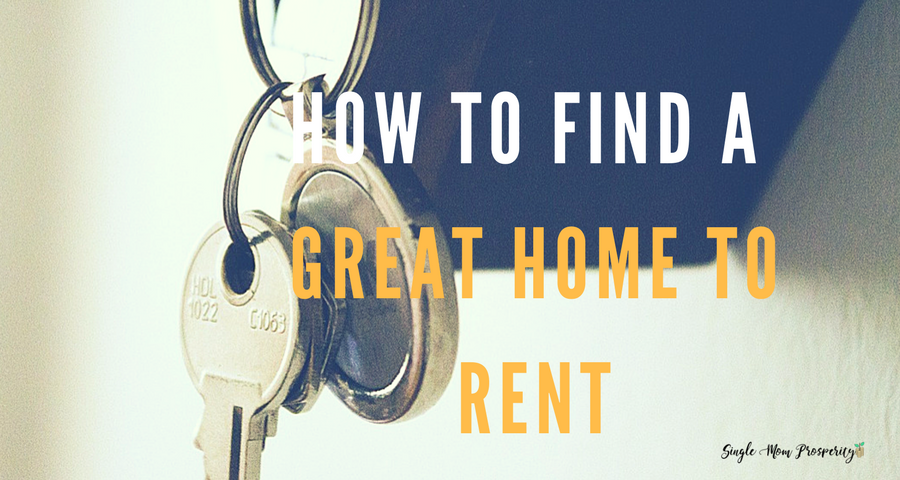Find a Great Home To Rent As A Single Mother