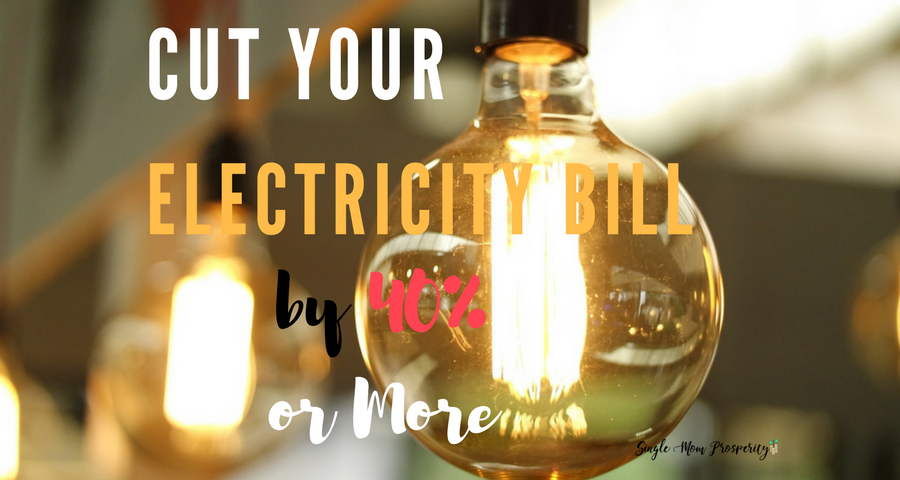 Save energy at home and cut your bill