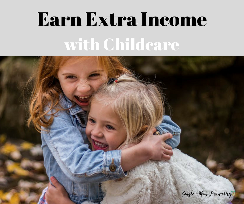 Earn Extra Income with Childcare